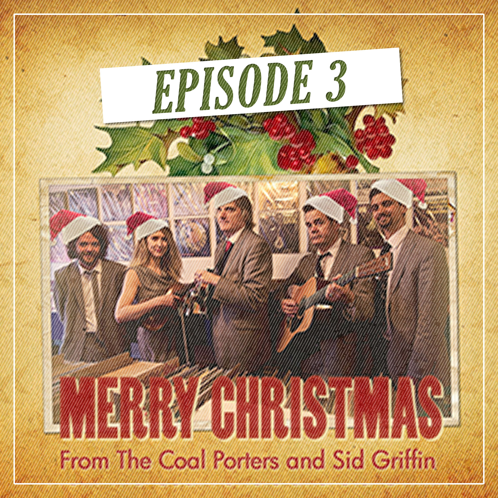 Call All Coal Porters, The Sid Griffin Podcast - No.3
