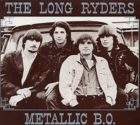 SID001 - METALLIC B.O. The Long Ryders