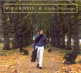 SID007 - LITTLE VICTORIES Sid Griffin