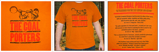 The Coal Porters T-Shirt