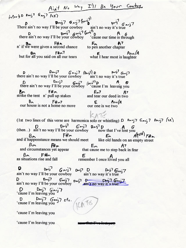 All Music Chords if i ain t got you sheet music : The Coal Porters Lyrics and Chords - Sid Griffin