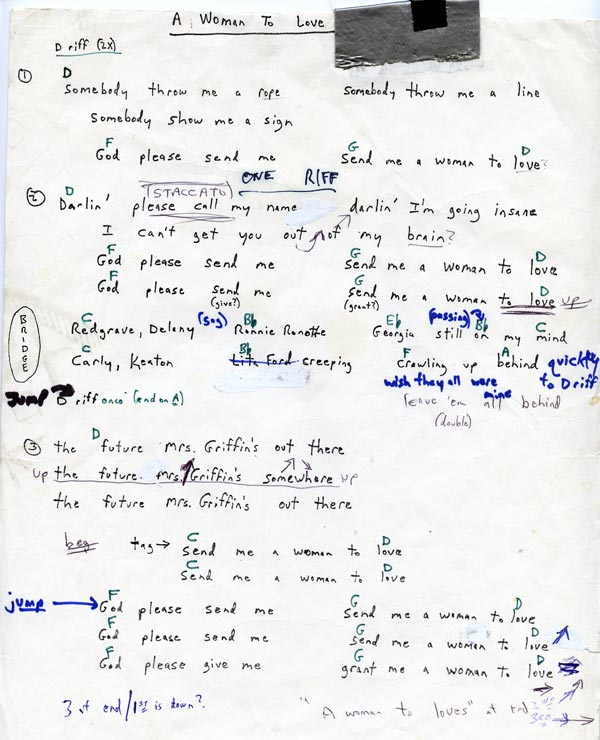 The Coal Porters Lyrics and Chords - The Official Website of Sid Griffin