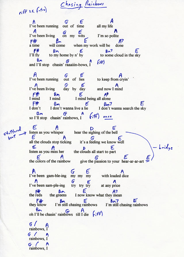 The Coal Porters Lyrics and Chords - Sid Griffin
