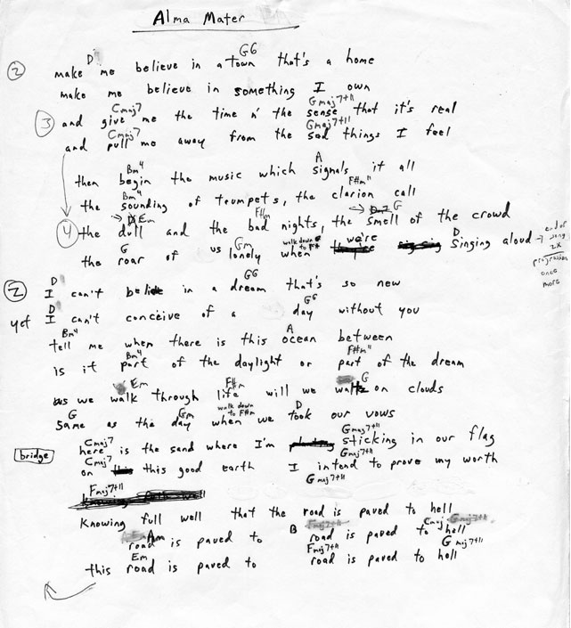 Sid Griffin Solo Lyrics And Chords The Official Website Of Sid Griffin