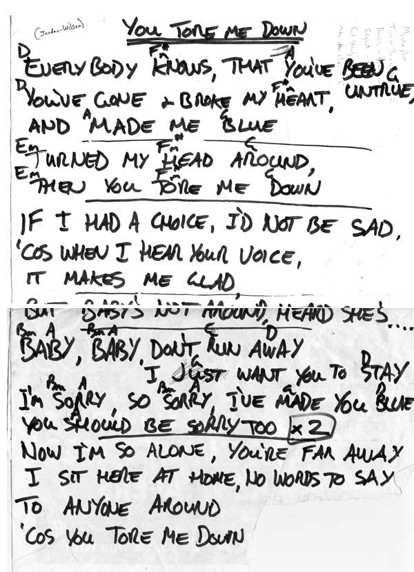 Sid Griffin Solo Lyrics and Chords - Sid Griffin