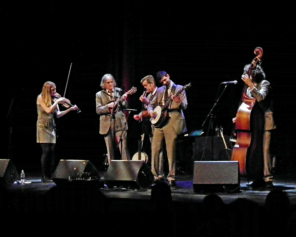 The Coal Porters Live at the Gala Theatre, Durham Press Photo