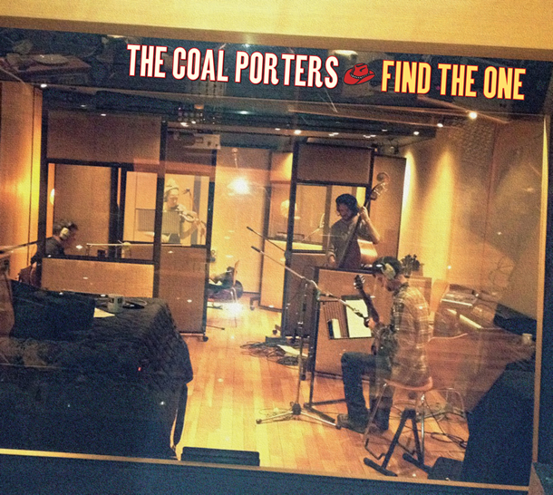 Coal Porters Press Photo