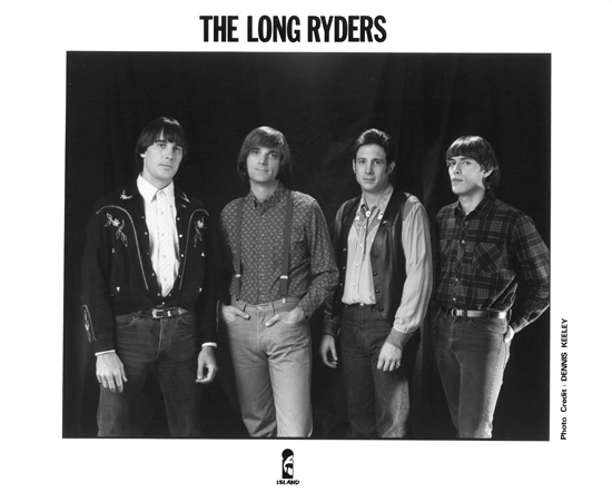 Long Ryders Press Photos