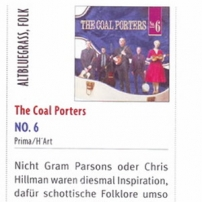 The Coal Porters - No.6 - Stereo Review