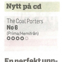 The Coal Porters - No.6 - Review