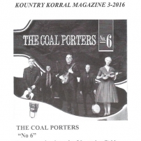 The Coal Porters - No.6 - Kountry Korral Review