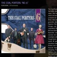 The Coal Porters - No. 6 - Keys and Chords Belgian Review