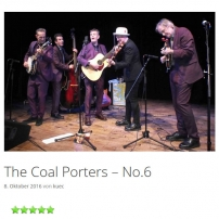 The Coal Porters - No.6 - Celtic Rock Review