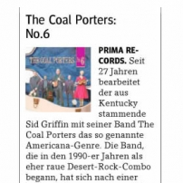 The Coal Porters - No. 6 - Echo German Review