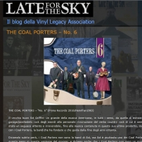 The Coal Porters - No.6 - Late For The Sky Italian Review