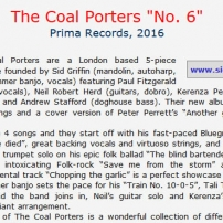 The Coal Porters - No.6 - FolkWorld, German Review