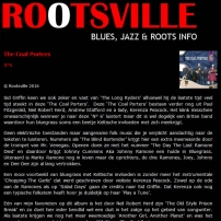 The Coal Porters - No.6 - Rootsville, Belgian Review