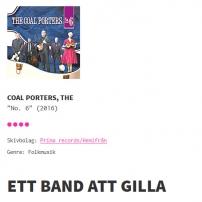 The Coal Porters - No.6 - Ung Tro Review