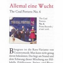 The Coal Porters - No. 6 - German Review