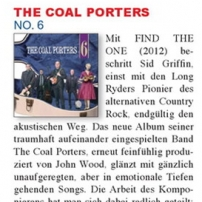 The Coal Porters - No.6 - Good Times Review