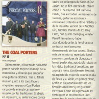 The Coal Porters - No.6 - Ruta66 Review
