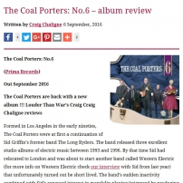 The Coal Porters - No.6 - Louder Than War Review