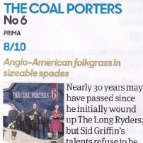 The Coal Porters - No.6 - Uncut Review