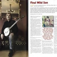 Shindig Magazine Sid Griffin Interview - 1