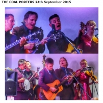 The Coal Porters Traditional music and song in Baston Review 2015