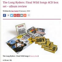 The Long Ryders - Final Wild Songs Box Set Review - Louder Than War Magazine