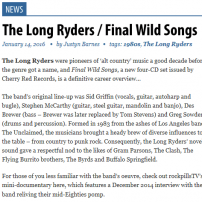The Long Ryders - Final Wild Songs Box Set Review - Super Delux Edition