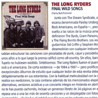 The Long Ryders - Final Wild Songs Box Set Review - Ruta66 (Spain)