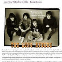 The Long Ryders - Final Wild Songs - Lonesome Highway Interview