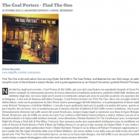 Il Popolo Del Blues Italian Find The One review
