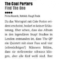 Concerto Austrian Magazine Find The One review