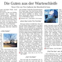 Dresdner Neuese Nachrichten Magazine Find The One review