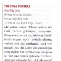 Folker Magazine Find The One review