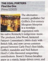 Find The One review from The Sunday Times
