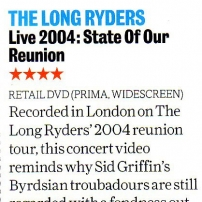 The Long Ryders DVD Review