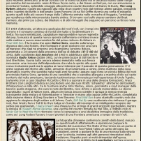Roots Highway - Italian magazine/website Review