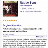 Groove  Norwegian Native Sons Review
