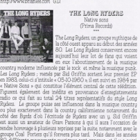 Sur La Route de Memphis Native Sons Review