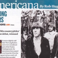Uncut Magazine Americana Album of the Month review