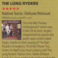 Long Ryders Native Sons R2 review