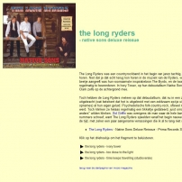 Long Ryders Moors Magazine Native Sons review