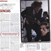Sid Griffin interviewed in Spanish music magazine Ruta 66 (ish no.284)