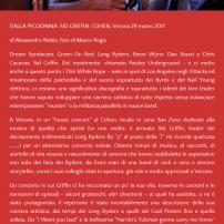 Ildiapason Sid Griffin Solo Italian Review