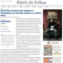 Diario de Avila - The Trick Is To Breathe Review
