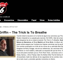 Ruta66 - The Trick Is To Breathe