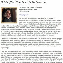 Dreamoutloudmagazin.de The Trick Is To Breathe Review